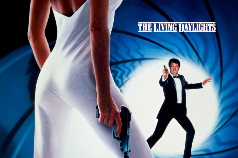 ... 005 the living daylights wallpapers 007 ...