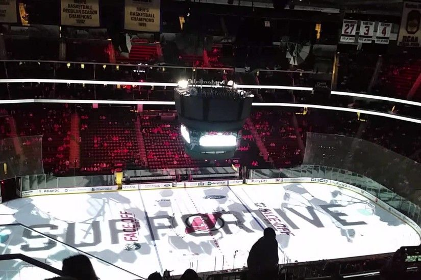 New Jersey Devils 2015-16 Intro