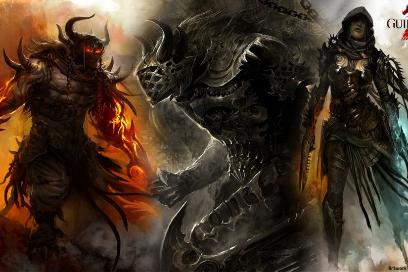 379 Guild Wars 2 HD Wallpapers | Backgrounds - Wallpaper Abyss ...