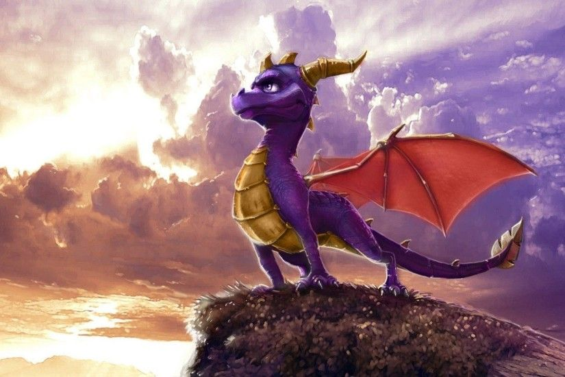 6 Spyro Wallpapers