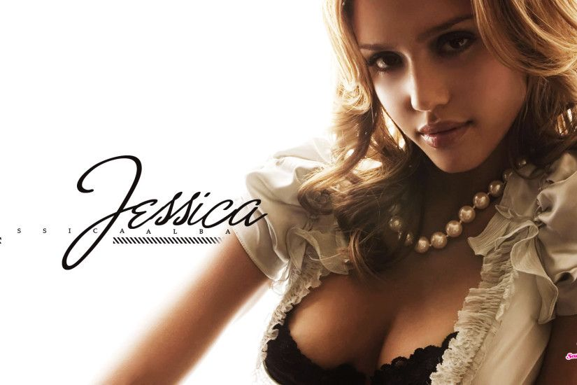 Celebrity - Jessica Alba Wallpaper