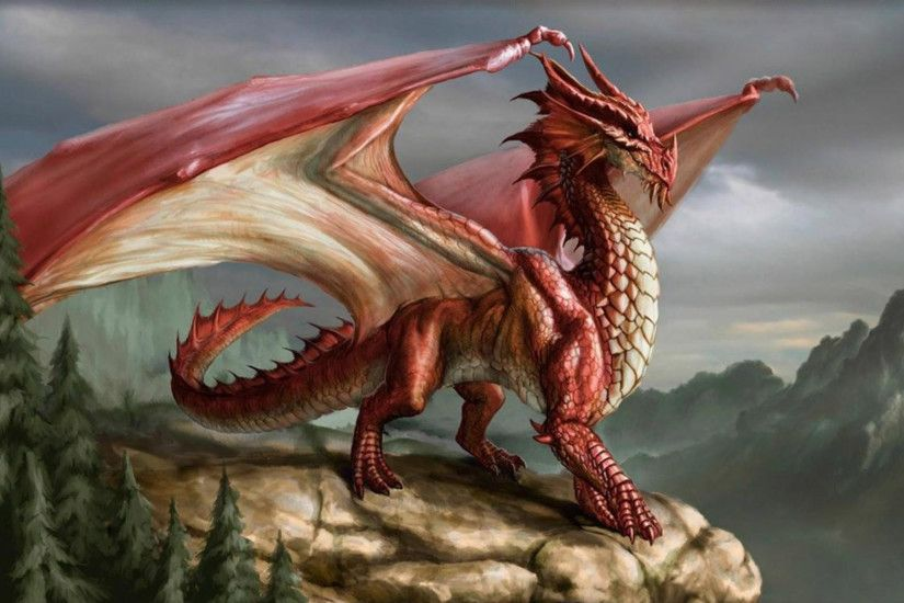 ... Red Dragon