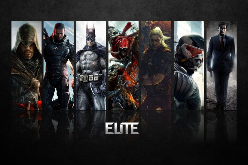 popular video game characters wallpaperVideo game characters Wallpaper .