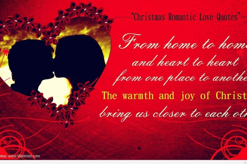 christmas love wallpapers