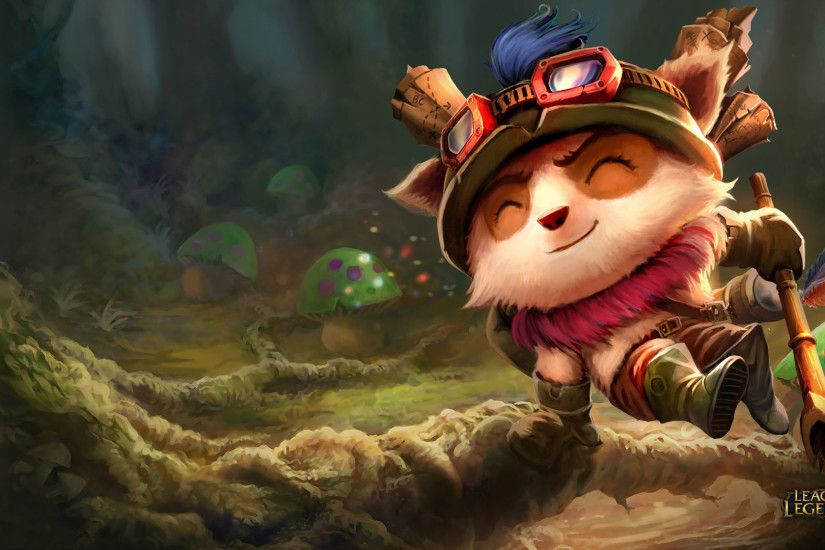 Teemo League Of Legends Wallpapers by Kiera Armstrong
