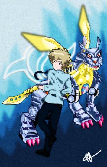 Digimon Adventure Tri German Sub