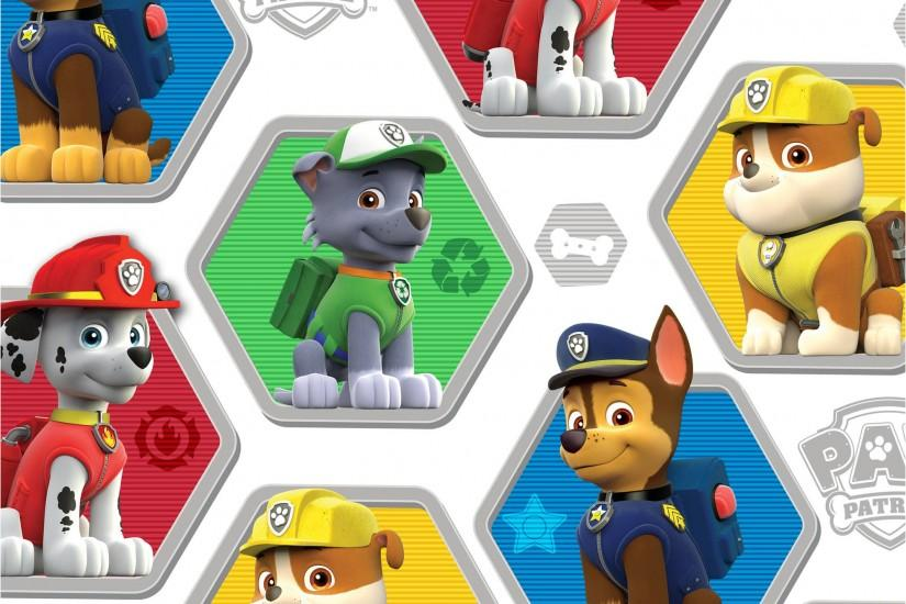 "David Textiles Paw Patrol Rescue 44"" Craft Cotton Fabric By The Yard -  Walmart.com"
