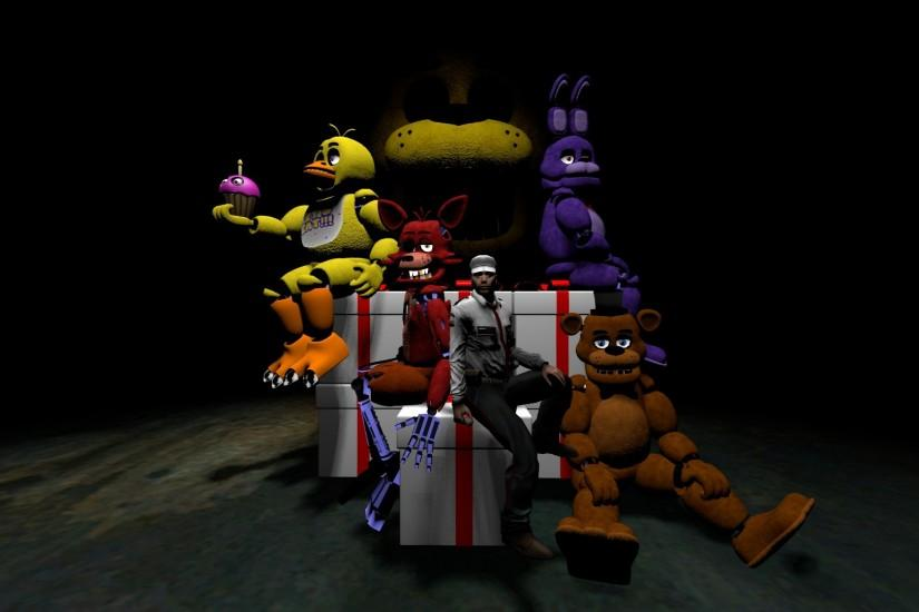 new fnaf wallpaper 1920x1080 picture