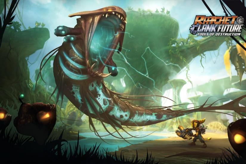 ratchet and clank wallpapers ratchet and clank wallpapers ratchet and