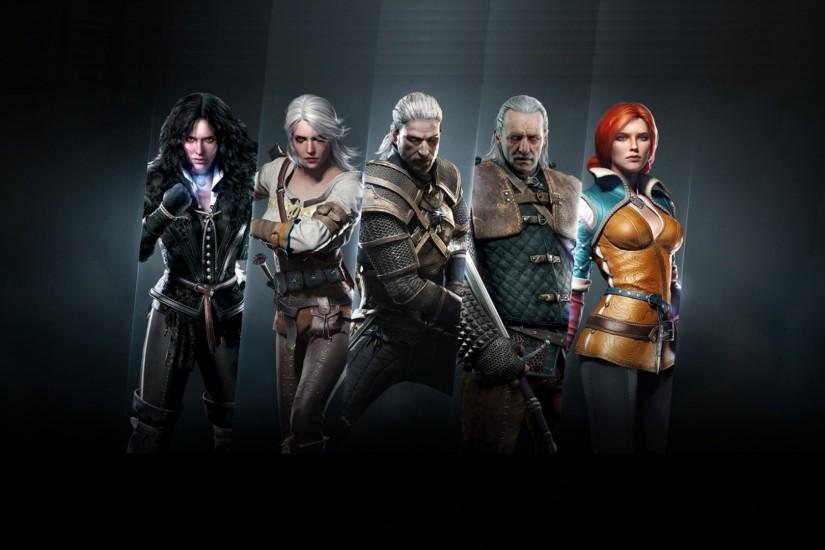 popular witcher wallpaper 1920x1080 for android 40