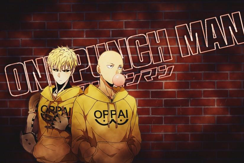 download one punch man wallpaper 1920x1080 x images