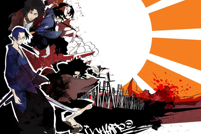 Collection Samurai Champloo Wallpaper 1152X864 ...