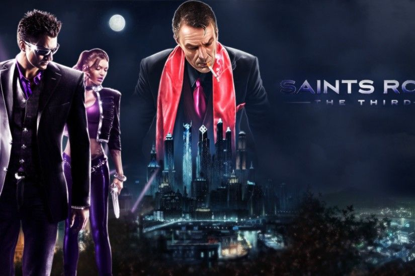 Saints Row: The Third HD wallpapers #8 - 1920x1080.