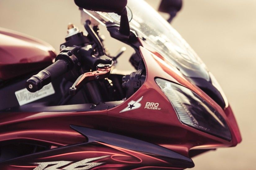 Yamaha R6 Motorcycle #wallpapers #image #pictures #photos Photographer  (copyrights ©)