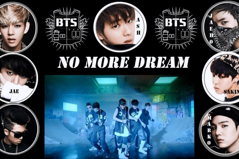 [ KpopByeolEnt ] NO MORE DREAM BY BANGTAN BOYS COLLAB - YouTube