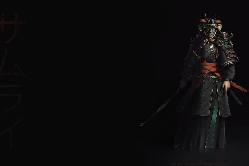Traditional Samurai Art Wallpapers High Definition