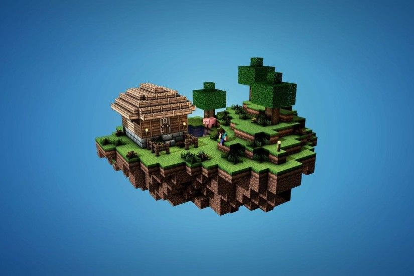 Wallpapers For > Awesome Minecraft Pc Backgrounds