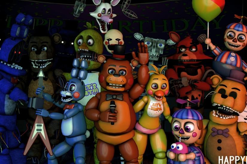 vertical five nights at freddys wallpaper 2560x1440 for 4k monitor