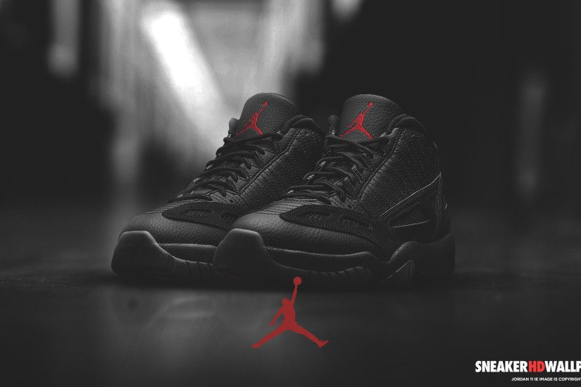 Download link: Air Jordan 11 IE Referee HD wallpaper