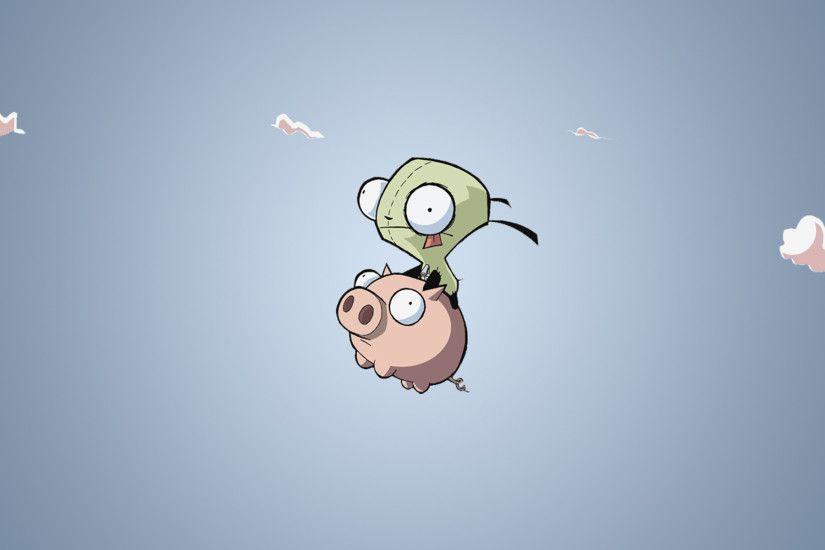 Invader Zim Gir HD Wallpapers