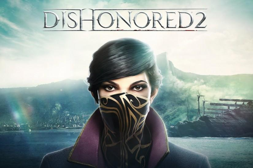 dishonored 2 wallpaper 2560x1600 hd for mobile