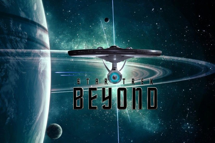 CaptainShepardN7 Star Trek Beyond Fan made wallpaper by CaptainShepardN7 ...