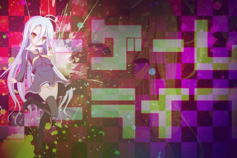 Shiro (No Game No Life) Wallpaper [Feedback Appreciated] [1920x1080] ...