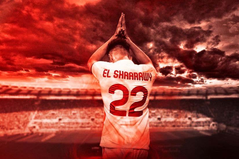 Desktop wallpaper of El Shaarawy during the season 2016/2017