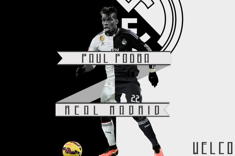 Paul Pogba - Wallpaper by IndividualDesign Paul Pogba - Wallpaper by  IndividualDesign
