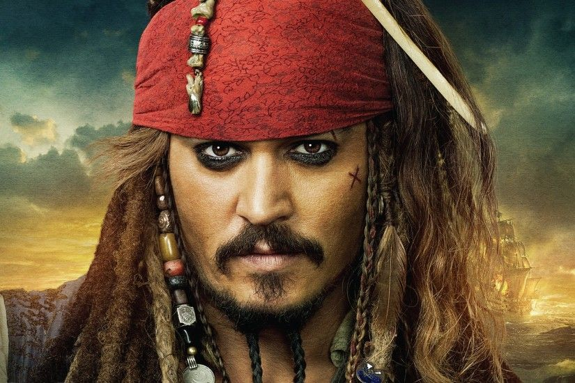 movies, Pirates Of The Caribbean: On Stranger Tides, Jack Sparrow Wallpapers  HD / Desktop and Mobile Backgrounds