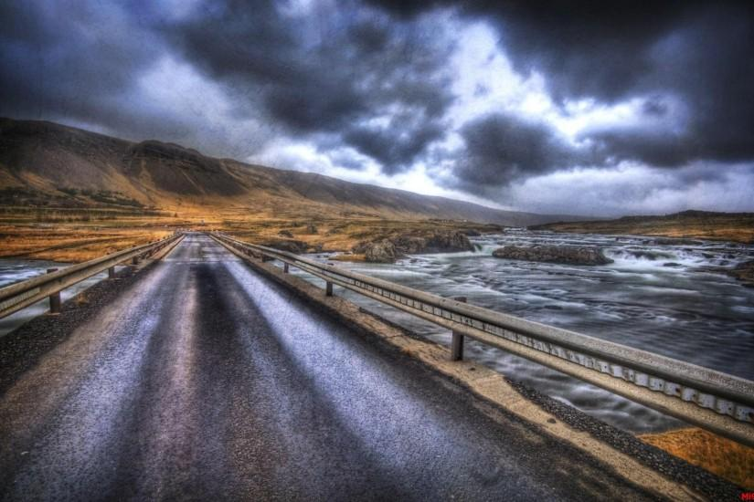 Landscape Iceland Wallpaper