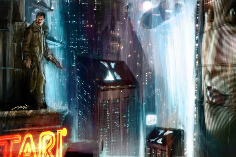 most popular blade runner wallpaper 2667x1600 macbook