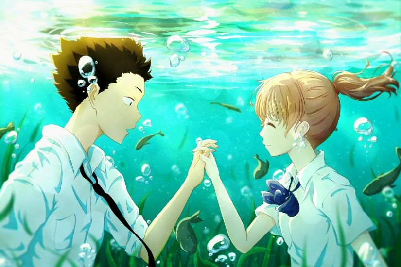 Anime Koe No Katachi wallpapers (Desktop, Phone, Tablet) - Awesome .