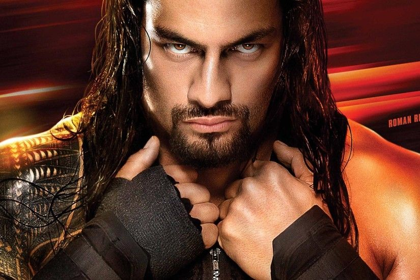 ... WWE Superstar The Big Dog Roman Reigns HD Wallpaper Download ...