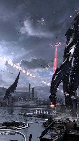 Download Mass Effect Garrus Vakarian Wallpaper For iPhone | HD .