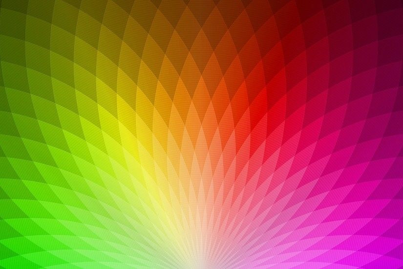 Abstract Rainbow wallpapers widescreen