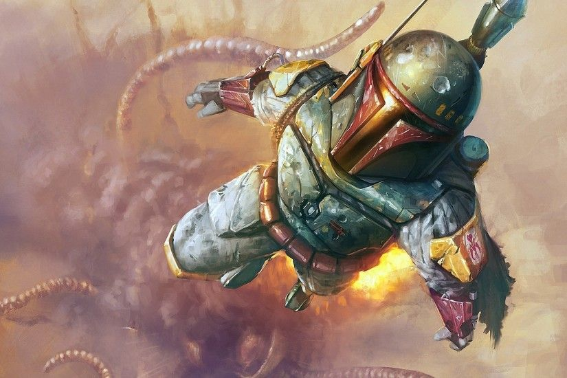 Related Suggestions for Star Wars Boba Fett Wallpaper