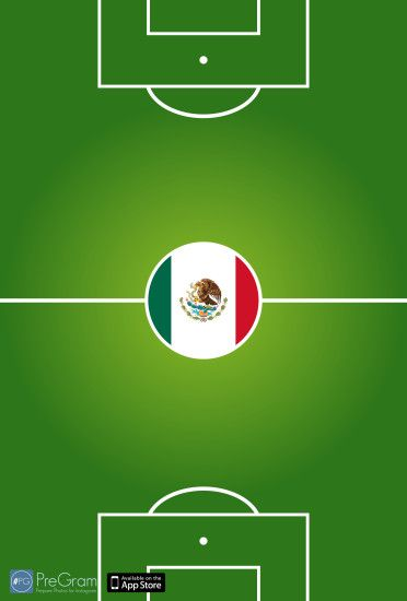 Mexican Soccer Logo Wallpaper Mexico