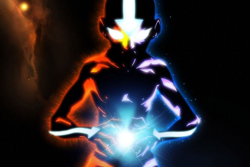 Aang - Avatar - The Last Airbender Wallpaper #5546