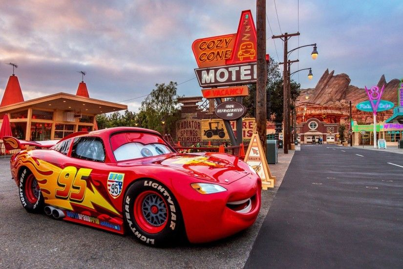 Lightning McQueen Wallpapers - Wallpaper Cave
