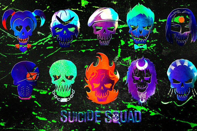 Suicide Squad Wallpaper by AlexLannister Suicide Squad Wallpaper by  AlexLannister