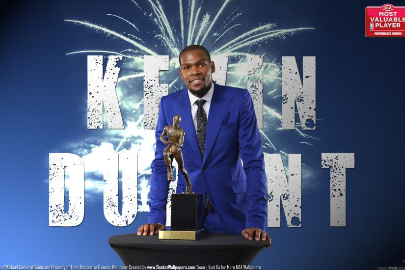 Kevin Durant 2014 MVP Wallpaper