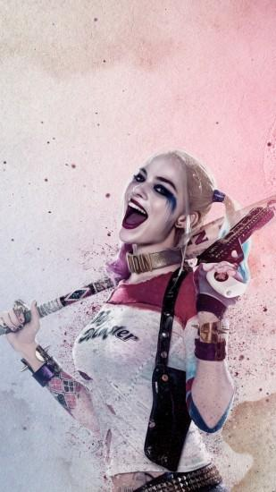 Harley Quinn Suicide Squad iPhone 6 Wallpaper - http://wallpaperzone.co/