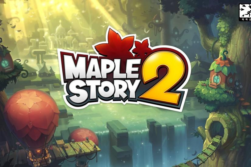 Maplestory 2 Wallpaper Show