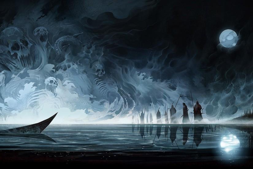 Fantasy Wallpapers of Dark World | HD Wallpapers|Nature Wallpapers