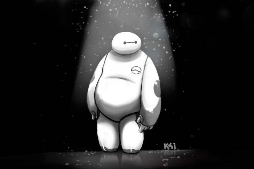 ... Baymax Big Hero 6 by Kaenrry