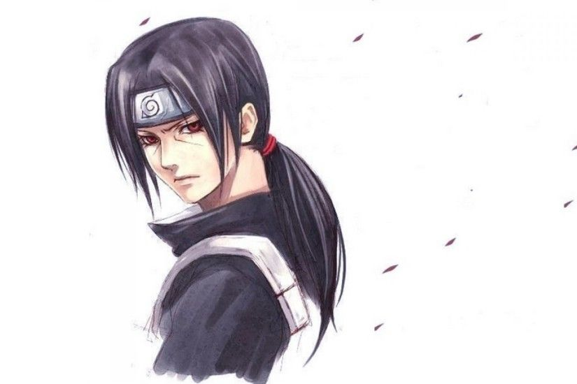 Anbu Uchiha Itachi Anime Wallpaper