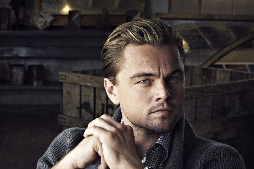 HD Leonardo Dicaprio Wallpapers 01 HD Leonardo Dicaprio Wallpapers 02