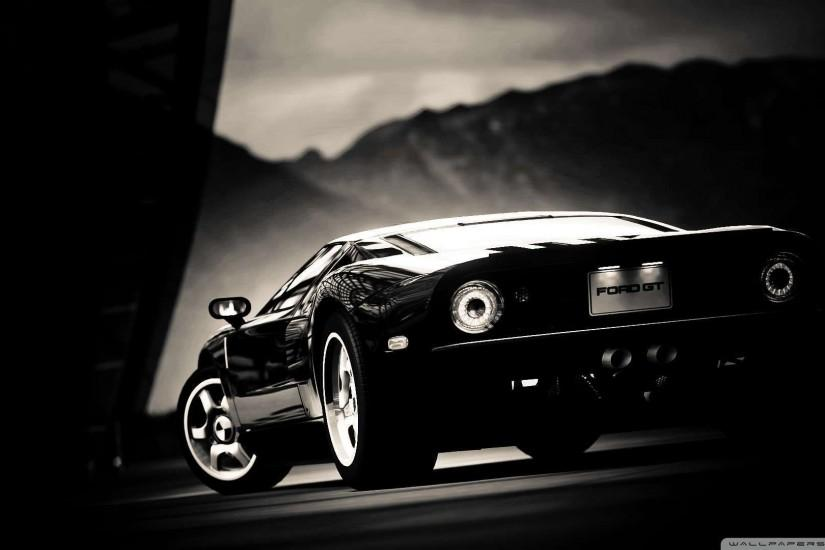 Wallpaper: Ford Gt Black Wallpaper 1080p HD. Upload at February 12 .