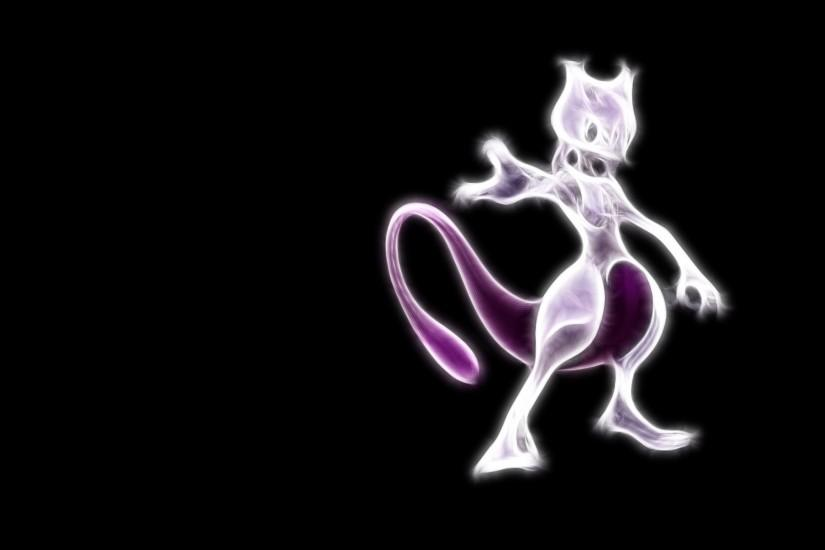 Video Game - Pokemon Mewtwo (Pokémon) Pokémon Wallpaper